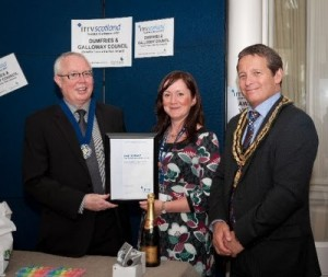 Dumfries and Galloway Award