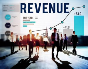 revenue and benefits data