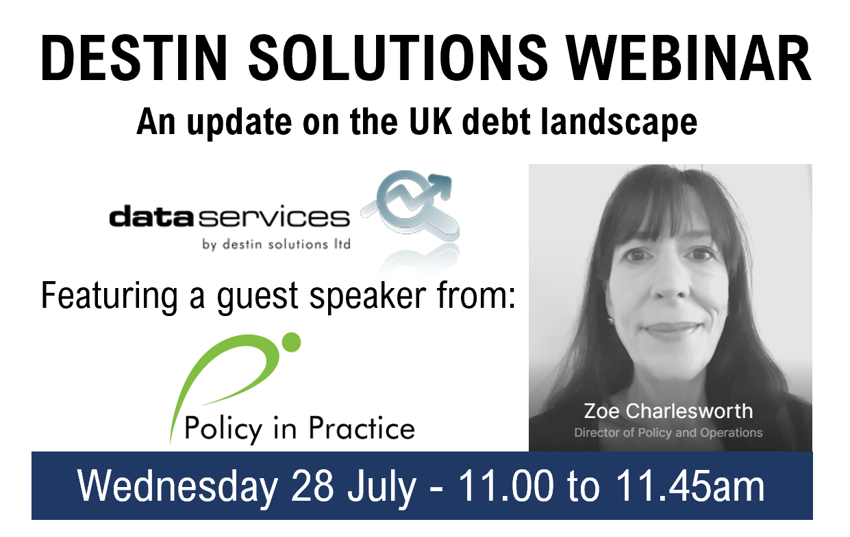 Destin Solutions and Policy in Practice Debt Webinar